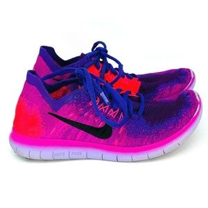 Nike Free RN Flyknit Women's Size 5.5 Running Shoe